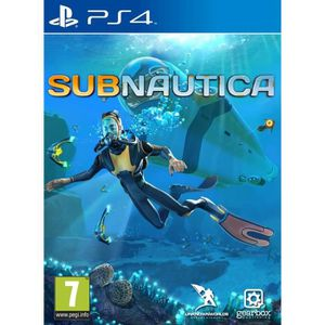 JEU PS4 Subnautica Jeu PS4