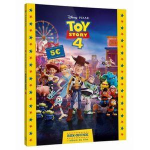 Livre 3-6 ANS Toy Story 4. L'album du film
