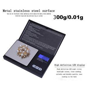 BALANCE ÉLECTRONIQUE Mini 300g/0.01 g balance électronique numérique de