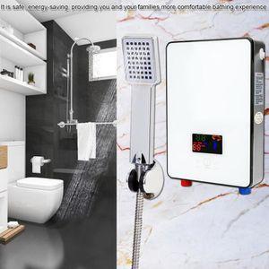 CHAUFFE-EAU 220V Chauffe-eau sans réservoir électrique instant