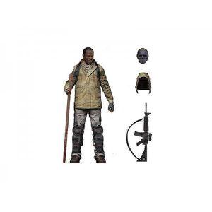 FIGURINE - PERSONNAGE Figurine Walking Dead - TV Serie 8 Morgan Jones 13