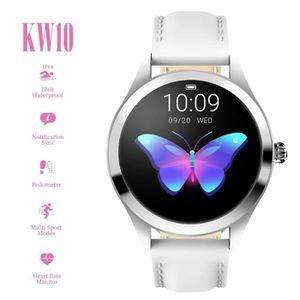 MONTRE CONNECTÉE MONTRE CONNECTÉE  KW10 Smart Watch IP68 Bracelet d