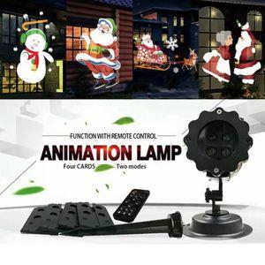PROJECTEUR LASER NOËL Projecteur LED 12 Motif Paysage lampe de projectio
