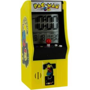 HORLOGE - PENDULE Réveil Pac-Man - Borne Arcade