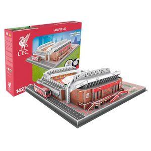 PUZZLE Paul Lamond 3875Liverpool FC Anfield Stadium 3d p