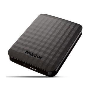 DISQUE DUR SSD Maxtor STSHX-M201TCBM Disque Dur Externe 2 to USB