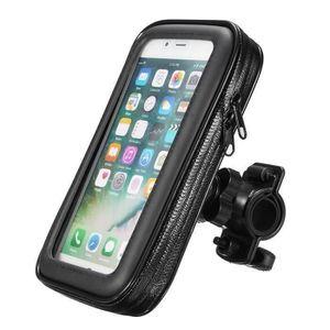 FIXATION - SUPPORT NEUFU support de moto guidon sac de téléphone tact