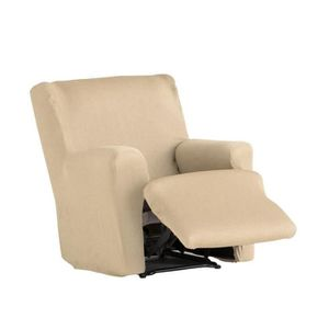 HOUSSE DE FAUTEUIL Housse de fauteuil relax XL Ulises couleur 01-beig