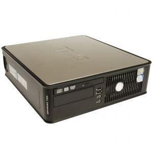 UNITÉ CENTRALE  Dell Optiplex 780 SFF - Windows 7 - CD 3.2 2GB 250