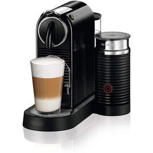 COMBINÉ EXPRESSO CAFETIÈRE Machine à café à capsules programmable 1710W noir