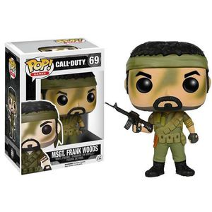 FIGURINE - PERSONNAGE Figurine Funko Pop! Call of Duty: Sergent Franck W