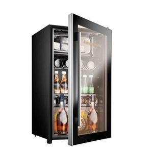RÉFRIGÉRATEUR CLASSIQUE Car refrigerator Mini Frigo Noir Refroidisseur De