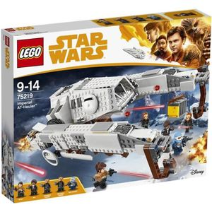 ASSEMBLAGE CONSTRUCTION LEGO® Star Wars™ 75219 Véhicule Impérial AT-Hauler