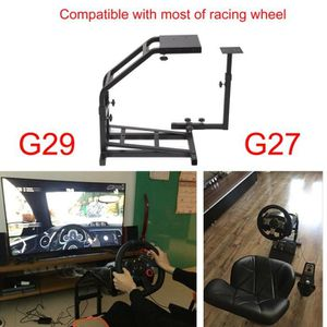 VOLANT PC Support Volant Stand en fer - Racing Volant Stand