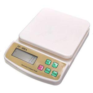 BALANCE ÉLECTRONIQUE Balance de cuisine électronique jusqu'à 10kg
