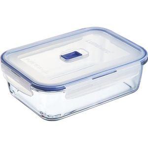 BOITES DE CONSERVATION LUMINARC Boite rectangle Pure box active 197 cl +