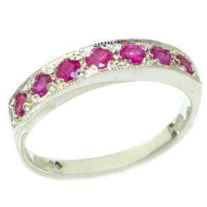 1.9 ct Baguette Bow Lab Diamant Argent 925 Femme Anneau propose un Engagement Band