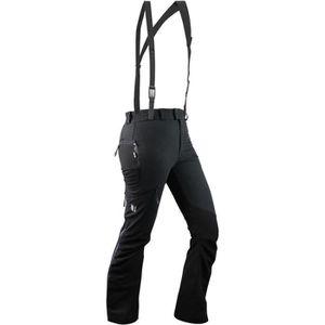 PANTALON DE SKI - SNOW Pantalon ski rando Femme Windy Spirit MP+ Black 38