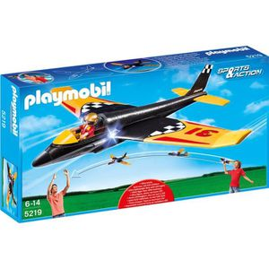 UNIVERS MINIATURE PLAYMOBIL 5219  Planeur de Course