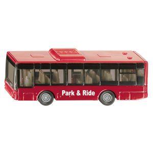 """VOITURE À CONSTRUIRE Bus urbain - Echelle : """"1-55"""" - Age : 7ans - Atte…"""