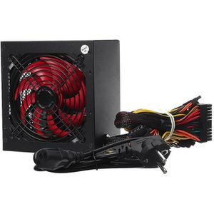 ALIMENTATION INTERNE SUPER Alimentation PC 500W - 20/24pin Gamer - Pass