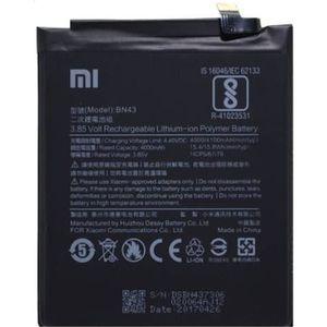 Batterie téléphone Batterie d'origine Xiaomi BN43 pour Redmi Note 4X,