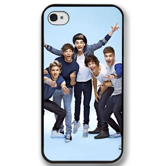 coque iphone 6 4 7 one direction musique