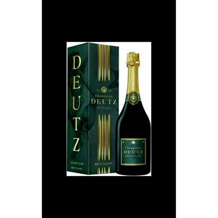 Champagne Deutz, Cuvée Brut Classique Sparkling