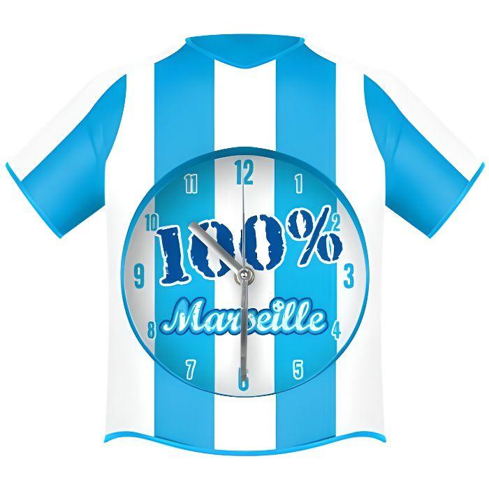 Horloge Foot Maillot Marseille