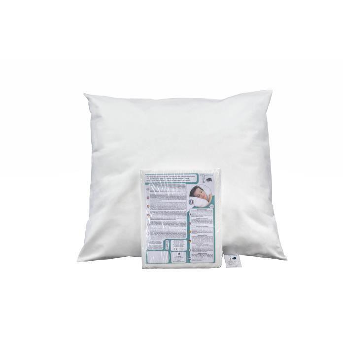 Pharma-housse - Housse anti-acariens pour oreiller 60x60 - Dispositif médical