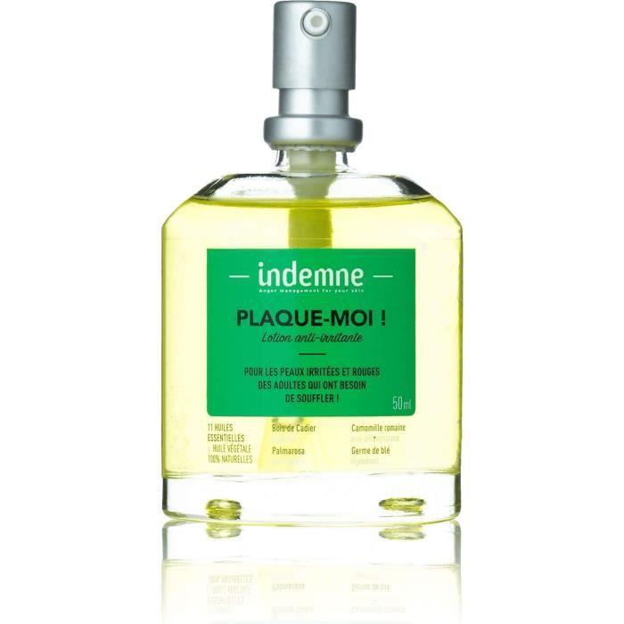 PLAQUE-MOI ! Lotion anti-rougeurs et anti-irritante pour peau sèche, très sèche, sensible et ou à imperfections