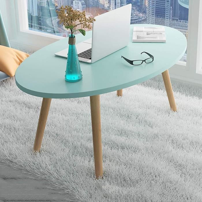 Nordic Maison Petit Appartement Canapé Table D'appoint, Salon À La Maison Petite Table Ronde Étude Créative Table Basse Chambr[299]