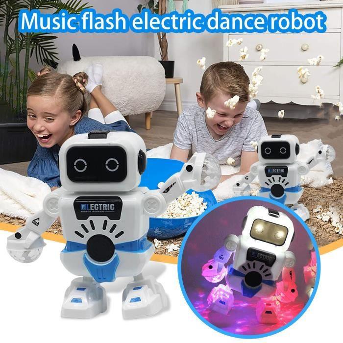 Jouets Pour Enfants Danse Robot Électrique Musique Flash De @wok1843