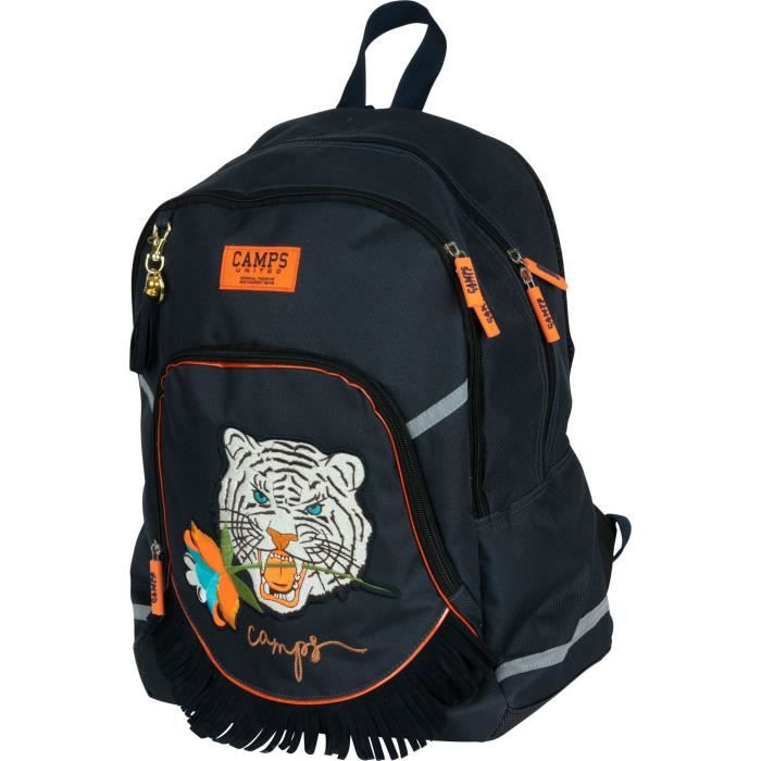 SAC A DOS 2 COMPARTIMENTS - CAMPS ASIAN TIGER