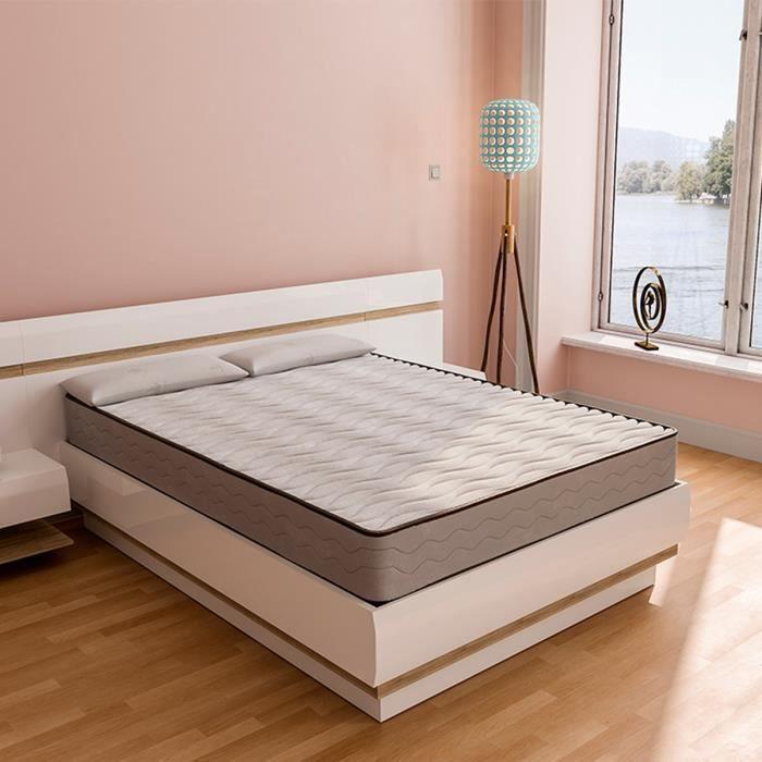 Matelas 140x180 - Confort Plus - Épaisseur 20 cm