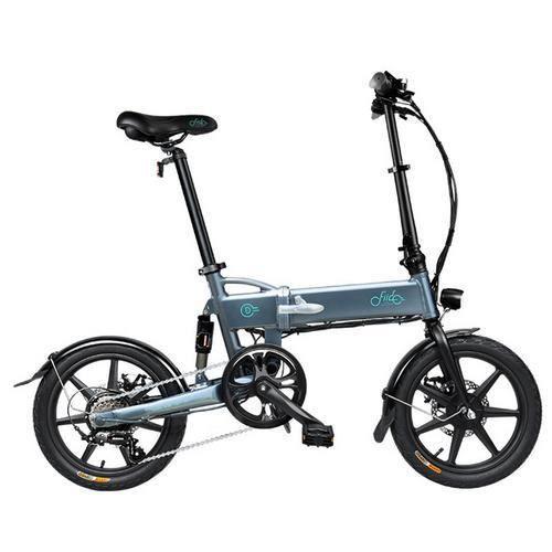 Vélo électrique - FIIDO D2s - 7.8 - Pliant - Gris
