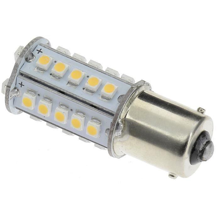 Ampoule LED BA15S - 86 lumens