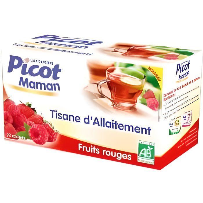 cot Maman Tisane dAllaitement Fruits Rouges 20 ...
