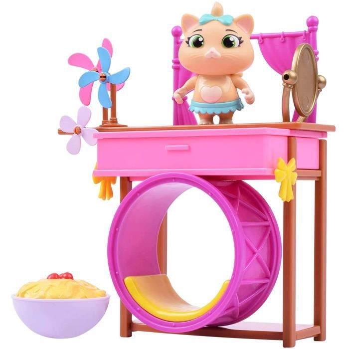 Deluxe Playset/Pilou 44CATS - SMOBY