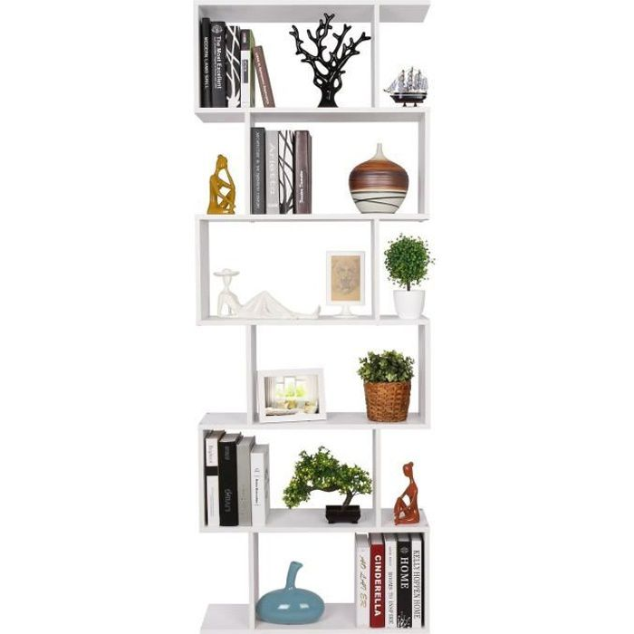 etagere blanche laque achat vente pas cher. Black Bedroom Furniture Sets. Home Design Ideas