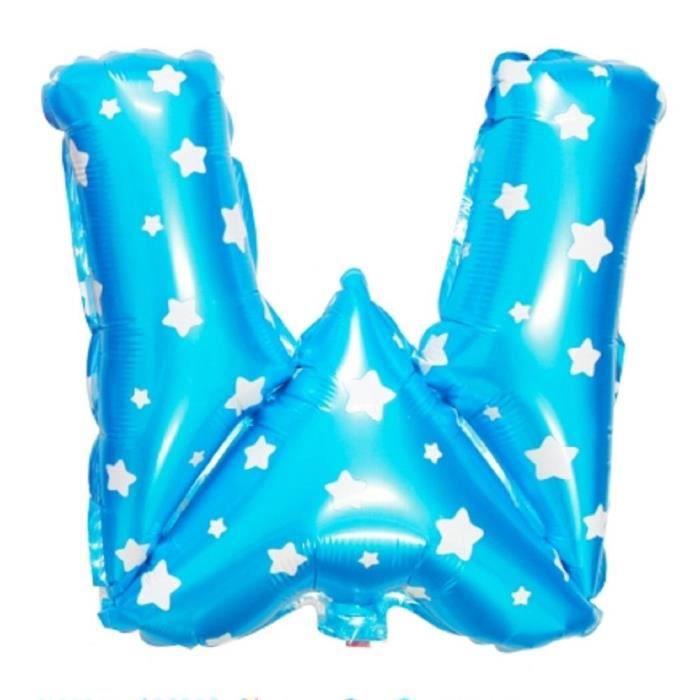 """16/"""" Bleu lettre P Ballons Fête Gonflable Bannière Décorations Cadeaux"""