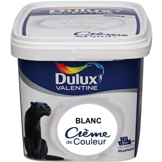 Peinture Creme De Couleur 2 5 L Marron Glace Achat Vente Peinture Vernis Peinture 2 5 L Marron Glace Cdiscount