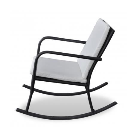 rocking chair en rotin achat vente rocking chair en rotin pas cher cdiscount. Black Bedroom Furniture Sets. Home Design Ideas
