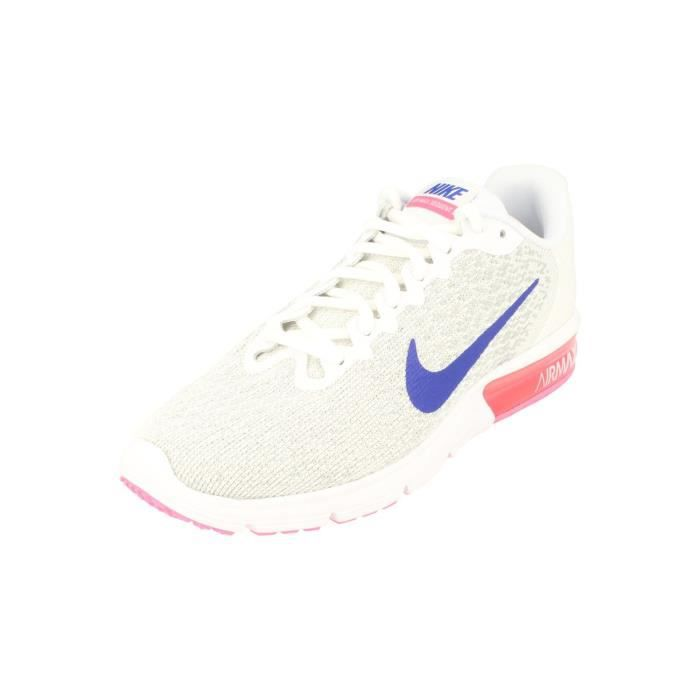 Sneakers Taille Wmns Air Women's 38 Sequent Max 2 Nike 3fsld2 tQChrsd