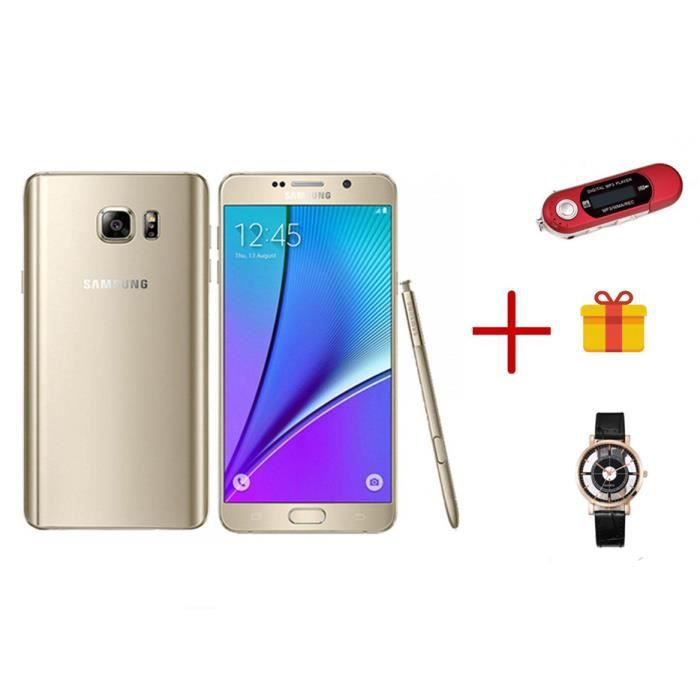 samsung galaxy note5 32gb n920v n920p 16mp 5 7 pouces. Black Bedroom Furniture Sets. Home Design Ideas