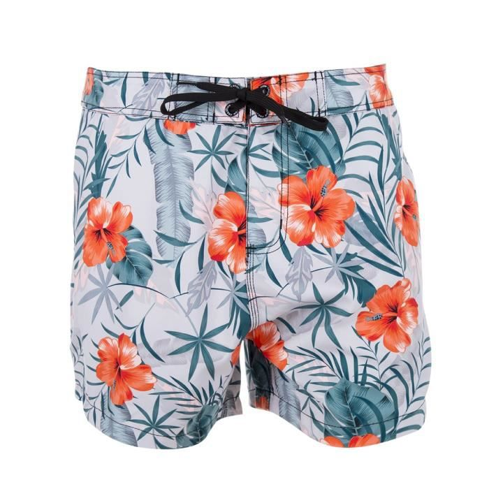 FREEGUN Boardshort Court - Homme - Hawai