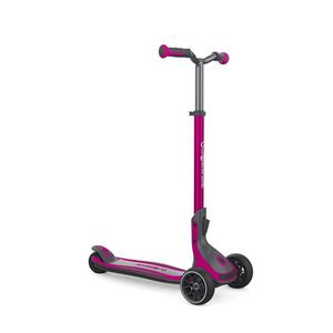 PATINETTE - TROTTINETTE GLOBBER Trottinette Ultimum 3 roues - Rose