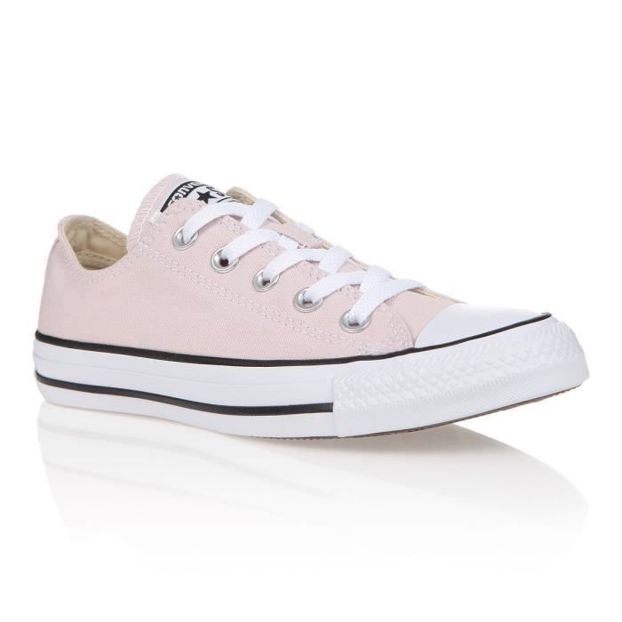 Baskets Star Converse Femme Rose Achat Clair All qL5ARj34