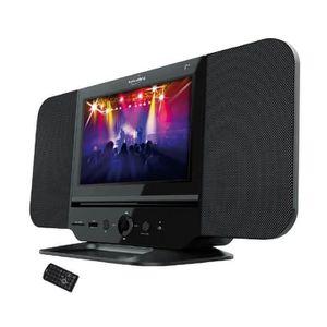 CHAINE HI-FI INOVALLEY CH21E Chaîne HiFi lecteur DVD intégré 40