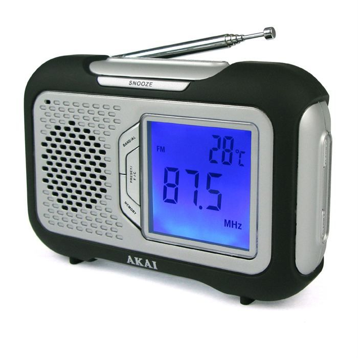 akai ar 21k radio fm portable radio cd cassette avis et prix pas cher soldes d t cdiscount. Black Bedroom Furniture Sets. Home Design Ideas